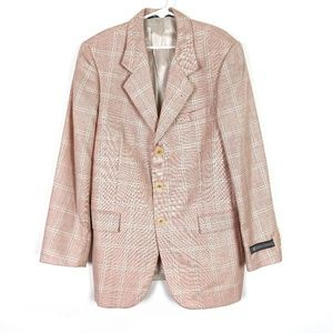 NWT Hickey Freeman His First Sports Coat Pink